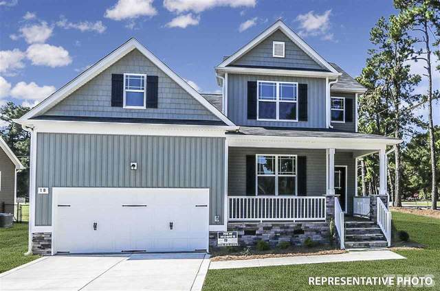215 Howards Crossing Drive, Wendell, NC 27591 (#2390288) :: Triangle Just Listed