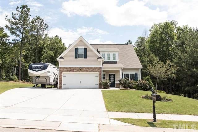 170 Live Oak Drive, Louisburg, NC 27549 (#2390309) :: Marti Hampton Team brokered by eXp Realty