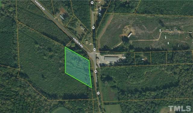 3961 Nc 58 Highway, Louisburg, NC 27549 (#2390316) :: M&J Realty Group