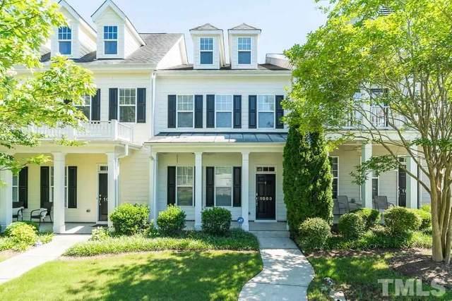 1003 Christopher Drive, Chapel Hill, NC 27517 (#2390324) :: The Jim Allen Group