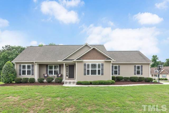 17 Macara Court, Angier, NC 27501 (#2390335) :: Real Estate By Design