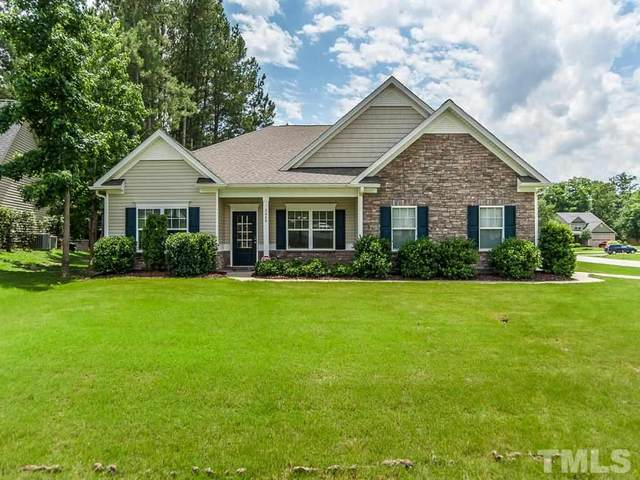 2689 Valley Drive, Clayton, NC 27520 (#2390340) :: Log Pond Realty