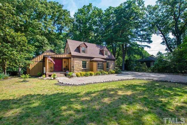902 Lake Boone Trail, Raleigh, NC 27607 (#2390352) :: Dogwood Properties