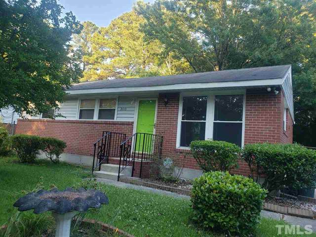 2115 Dandridge Drive, Raleigh, NC 27610 (#2390367) :: The Jim Allen Group