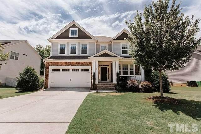 46 Woods Manor Lane, Clayton, NC 27527 (#2390372) :: Spotlight Realty