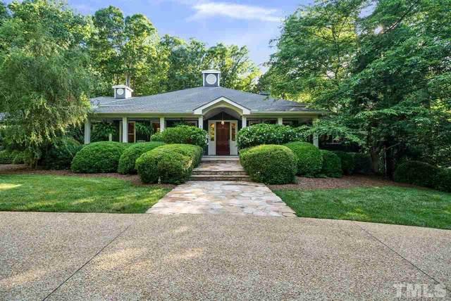 300 Madera Lane, Chapel Hill, NC 27517 (#2390380) :: Triangle Just Listed