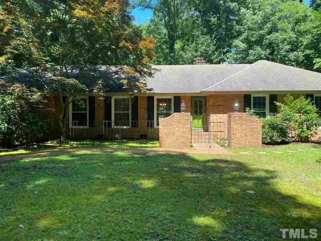 5404 Dutchman Drive, Raleigh, NC 27606 (#2390396) :: Real Estate By Design