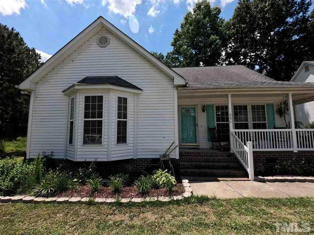 201 Zircon Lane, Knightdale, NC 27545 (#2390411) :: Southern Realty Group