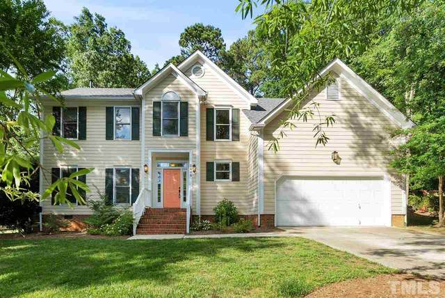 2404 Pathway Drive, Chapel Hill, NC 27516 (#2390412) :: The Jim Allen Group