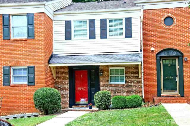 6567 New Market Way, Raleigh, NC 27615 (#2390423) :: Saye Triangle Realty