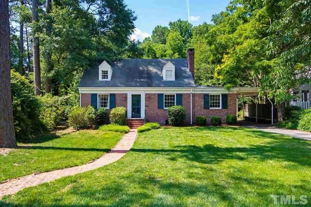 1309 Williamson Drive, Raleigh, NC 27608 (#2390449) :: Dogwood Properties