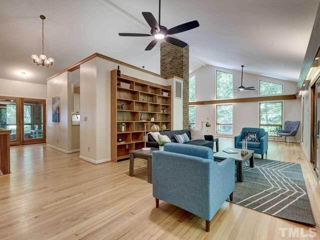 8601 Little Creek Farm Road, Chapel Hill, NC 27516 (#2390457) :: Real Estate By Design