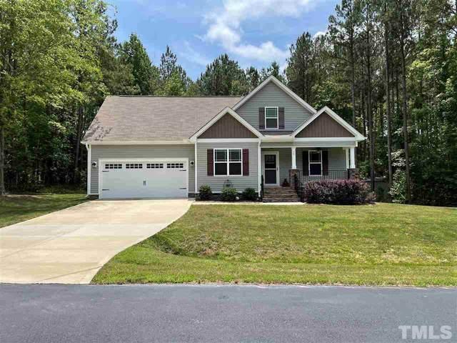 75 North View Court, Louisburg, NC 27549 (#2390495) :: Dogwood Properties
