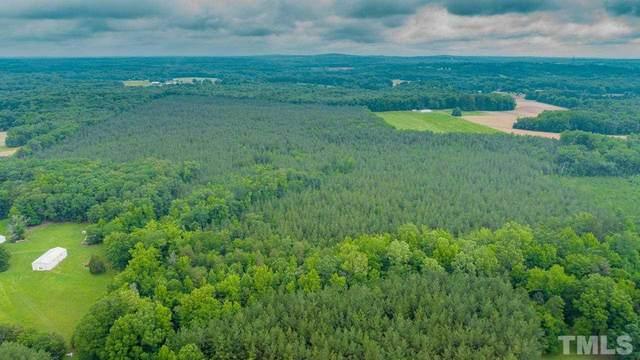 79 acres Cates Mill Road, Roxboro, NC 27574 (#2390502) :: Marti Hampton Team brokered by eXp Realty