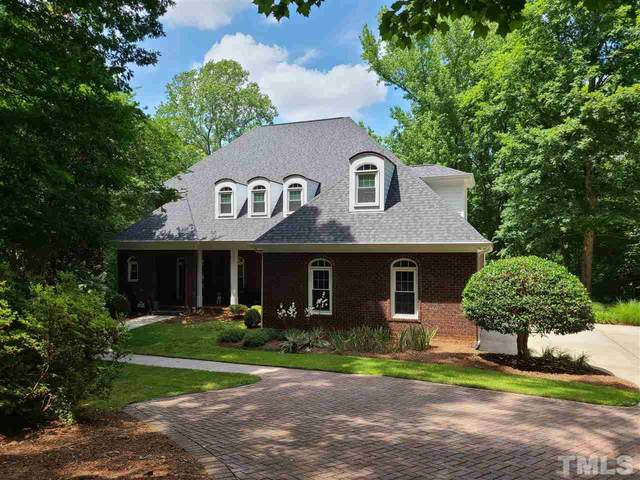5504 Spring Bluffs Lane, Raleigh, NC 27606 (#2390572) :: Triangle Just Listed