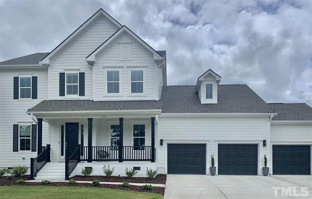 208 Chickasaw Plum Drive, Holly Springs, NC 27540 (#2390581) :: Triangle Just Listed