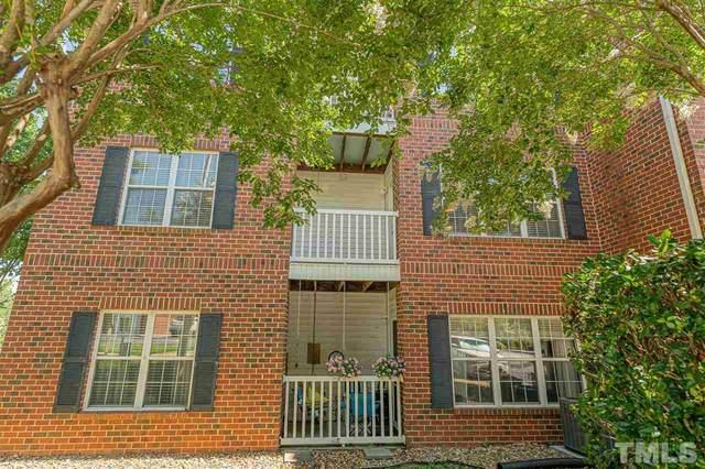129 Sturbridge Drive #15, Clayton, NC 27520 (#2390588) :: Choice Residential Real Estate