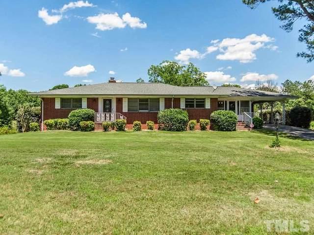 1115 Perry Road, Zebulon, NC 27597 (#2390592) :: Dogwood Properties