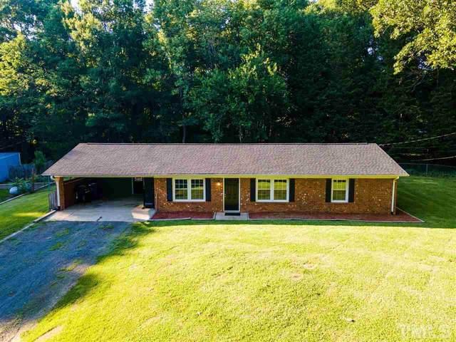 1833 Washington Drive, Hillsborough, NC 27278 (#2390593) :: The Jim Allen Group