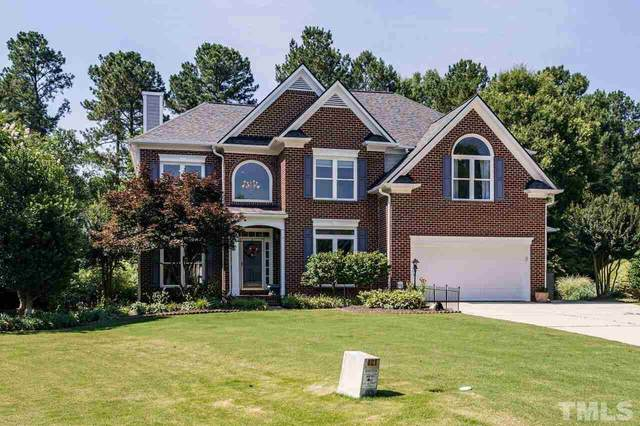 206 Ketrick Court, Cary, NC 27519 (#2390599) :: The Jim Allen Group