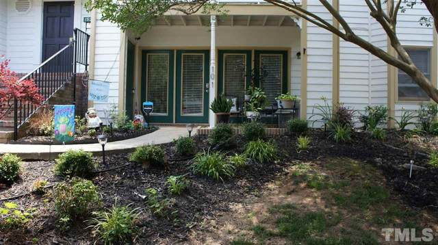 1521 Creekwood Court #101, Raleigh, NC 27603 (#2390600) :: The Jim Allen Group