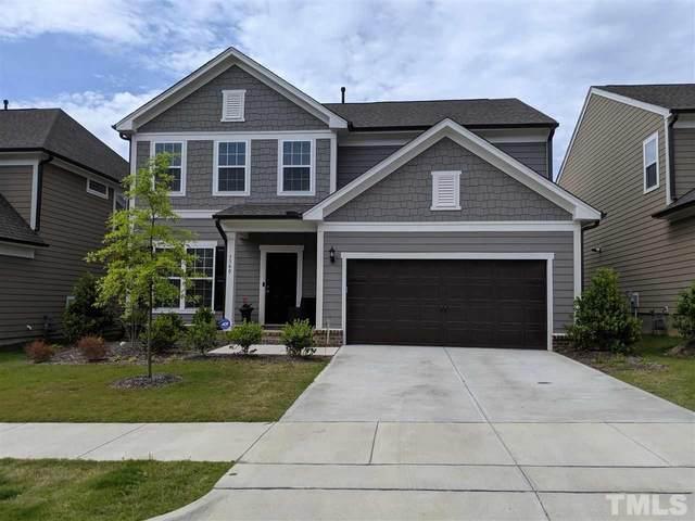 3340 Bordwell Ridge Drive, New Hill, NC 27562 (#2390614) :: The Jim Allen Group