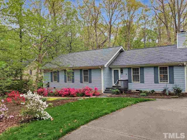 6 Elmstead Place, Chapel Hill, NC 27517 (#2390638) :: The Jim Allen Group