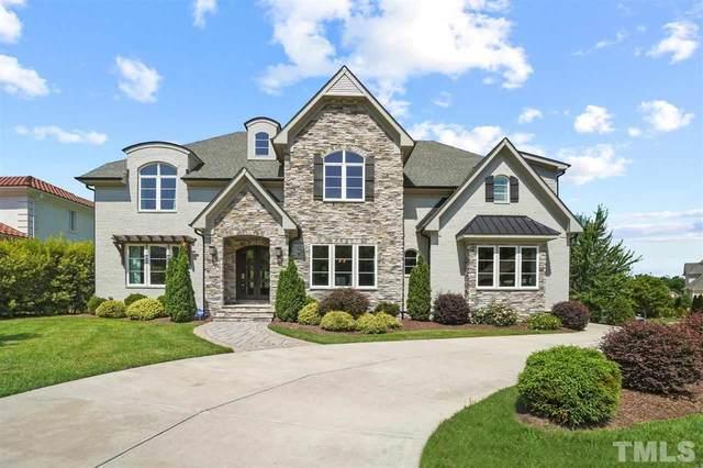 107 Michelangelo Way, Cary, NC 27518 (MLS #2390641) :: EXIT Realty Preferred