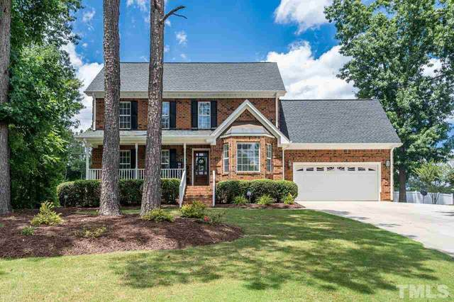 131 Lake Point Drive, Clayton, NC 27527 (#2390654) :: Realty One Group Greener Side