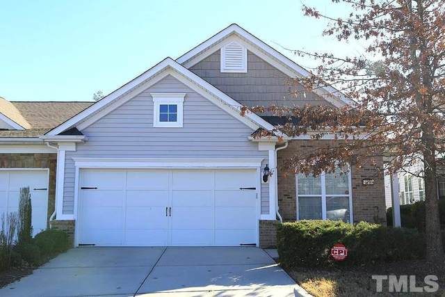4318 Del Webb Avenue, Cary, NC 27519 (#2390661) :: Choice Residential Real Estate