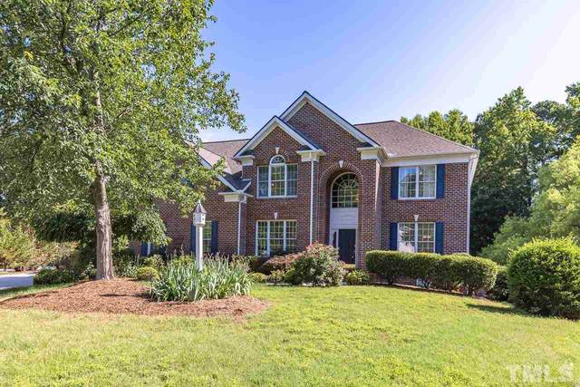 107 Debrock Court, Cary, NC 27519 (MLS #2390666) :: The Oceanaire Realty