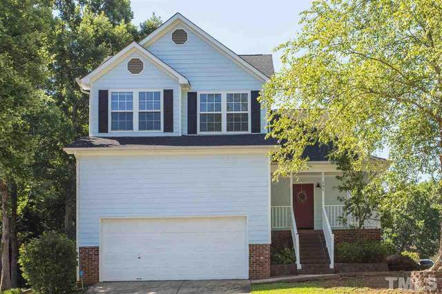 401 Teal Lake Drive, Holly Springs, NC 27540 (#2390670) :: The Jim Allen Group