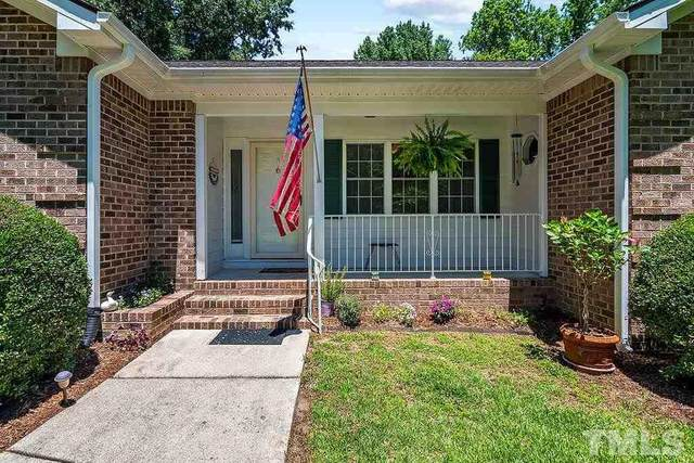 1921 Nc 42 Highway, Willow Spring(s), NC 27592 (#2390685) :: Dogwood Properties