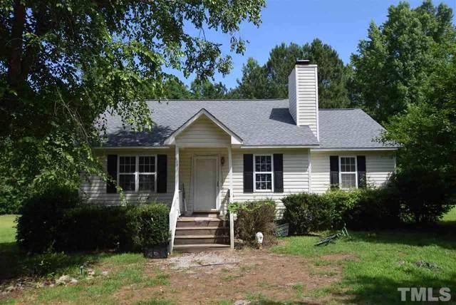 112 Mary Michael Lane, Benson, NC 27504 (#2390702) :: Choice Residential Real Estate