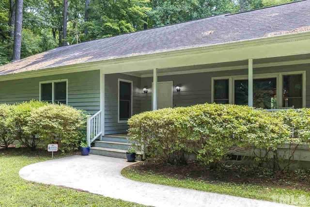 2211 Damascus Church Drive, Chapel Hill, NC 27516 (#2390714) :: The Jim Allen Group