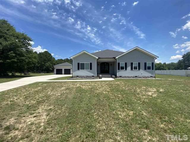 90 Oak Hill Drive, Dunn, NC 28334 (#2390735) :: Spotlight Realty
