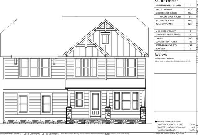 1706 Eno Ridge Drive, Hillsborough, NC 27278 (#2390741) :: Dogwood Properties
