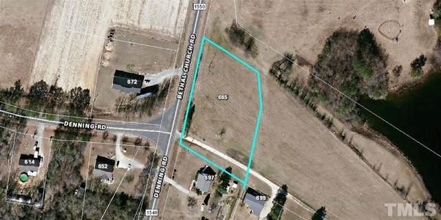 665 Bethel Church Road, Angier, NC 27501 (#2390751) :: Marti Hampton Team brokered by eXp Realty