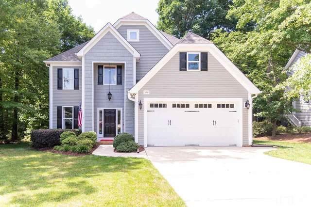 540 Hocutt Farm Drive, Clayton, NC 27527 (#2390768) :: Choice Residential Real Estate