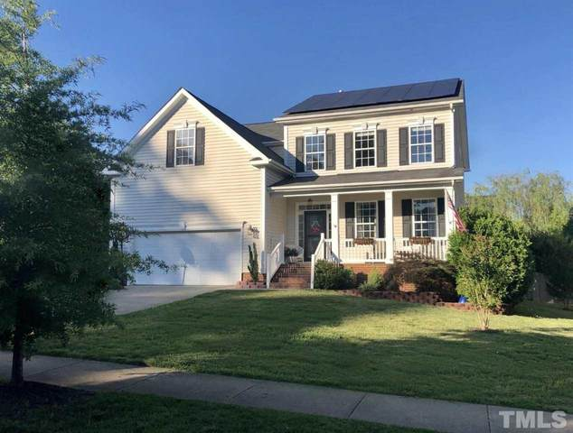 413 Magnolia Meadow Way, Holly Springs, NC 27540 (#2390834) :: Triangle Just Listed