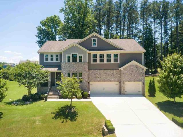3817 Hickory Manor Drive, Apex, NC 27539 (#2390881) :: Marti Hampton Team brokered by eXp Realty