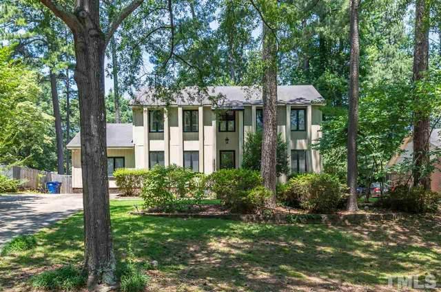5405 Mapleridge Drive, Raleigh, NC 27609 (#2390883) :: Choice Residential Real Estate