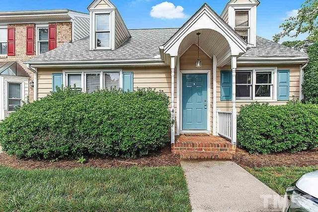 4107 Kaplan Drive, Raleigh, NC 27606 (#2390889) :: Marti Hampton Team brokered by eXp Realty