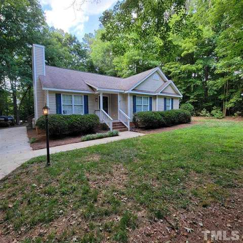 114 Black Cloud Drive, Louisburg, NC 27549 (#2390894) :: Dogwood Properties