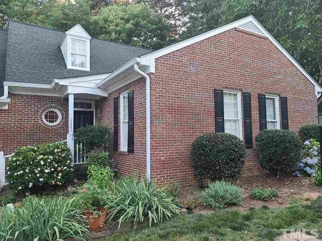 1623 Village Glenn Drive, Raleigh, NC 27612 (#2390901) :: Marti Hampton Team brokered by eXp Realty