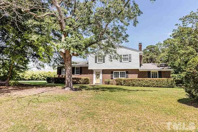 201 Gravely Drive, Rocky Mount, NC 27804 (#2390906) :: Marti Hampton Team brokered by eXp Realty