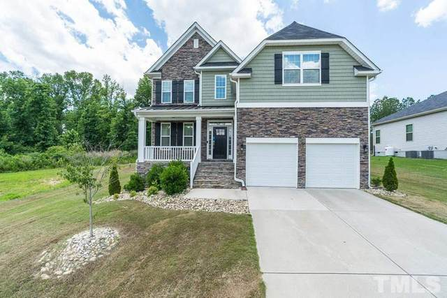 2149 Water Front Drive, Willow Spring(s), NC 27592 (#2390918) :: Dogwood Properties