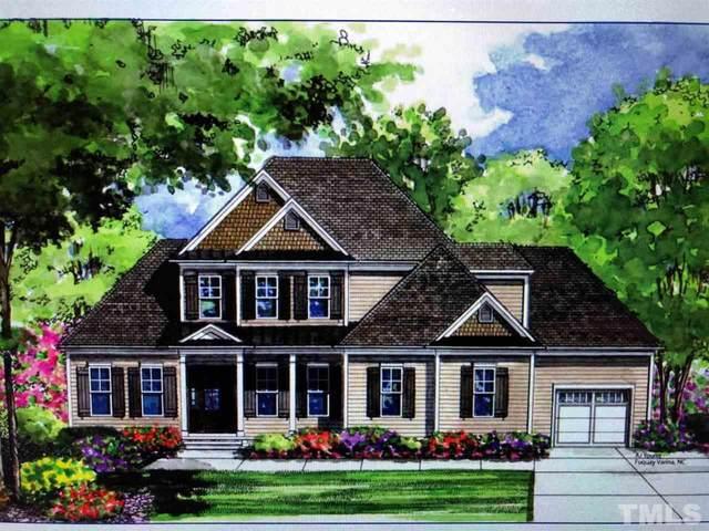 81 Cabin Creek, Pittsboro, NC 27312 (#2390940) :: Dogwood Properties