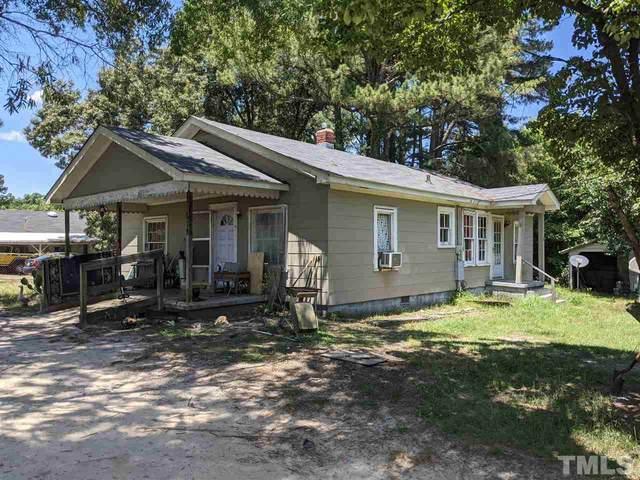 678 Old White Oak Road, Nashville, NC 27856 (#2390951) :: Dogwood Properties
