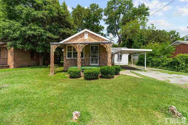 5813 Nc 48 Highway, Battleboro, NC 27809 (#2390967) :: Dogwood Properties